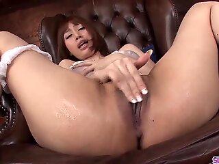 Tiara Ayase flaming toy porn in nudity special