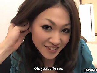 Sexy Yu Yamashita gets drilled after teasing