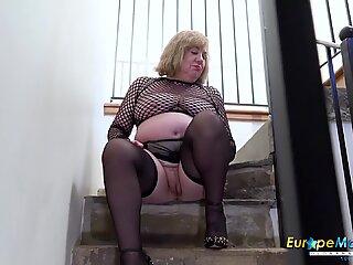 EuropeMature Mature Favourites Compilation Video