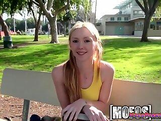 Mofos - Amy Quinn makes studding hot