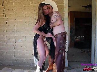 SofieMarieXXX - Tight MILF Fucks Monster Cock after Blowjob