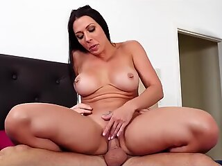 StepMom Waiting For Taboo Sex With Stepson
