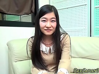 Asian teens pussy wiped