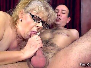 Ugly Grandma Viola Jones Fucked
